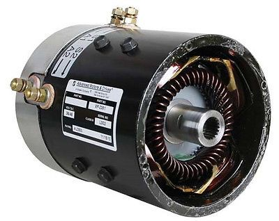 Yamaha Golf Cart Part Series Electric Motor High Speed 4 HP Yamaha G9, G14, G16