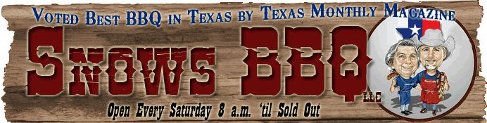 THE best brisket in Texas. Don't take my word for it. Get your butt to Lexington on a Sat morning (the only day they are open) and find out for yourself!