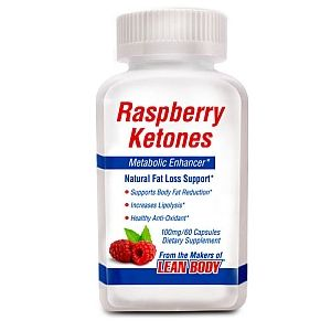 Raspberry ketones from the makers of Lean Body. Lose weight without exercising just drink plenty of water,eat healthy don't drink soda. It really works! No side effects