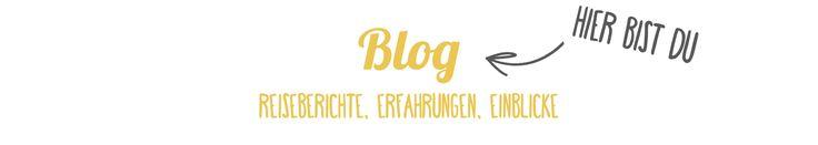 Unser Reiseblog