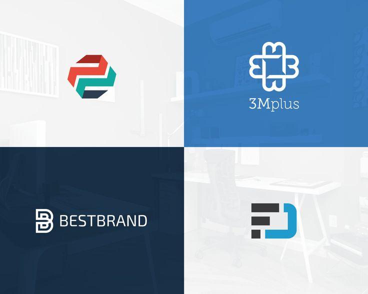 Letter / Lettermark or Monogram Logo Design by yip87 - 73035