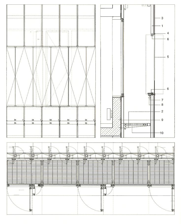 Glass Louver Facade : Vertical glass louvres google search y semester
