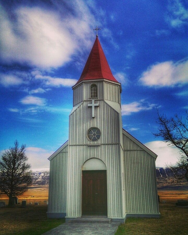 #church #viking #iceland #traveling