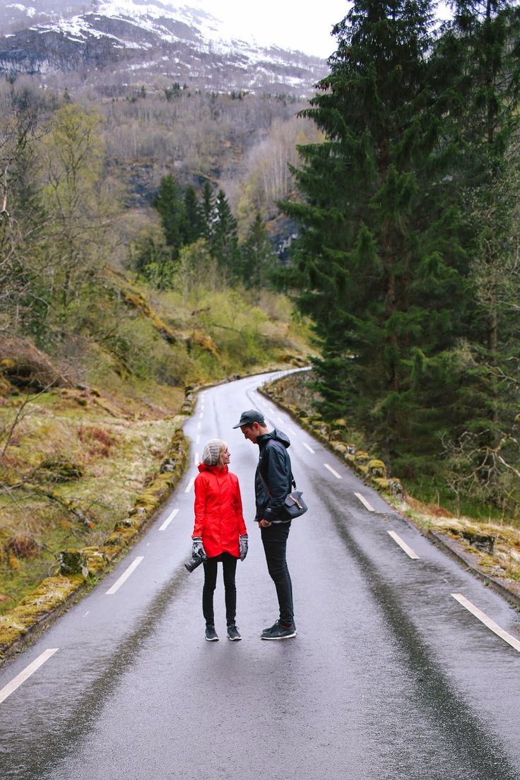 Road Trip Itinerary: Norway 2015