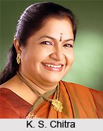 K S Chitra or Krishnan Nair Shantakumari Chitra is a well known Indian playback singer. She is popularly addressed as Nightingale of South India. For more information visit: #Singer #Playback #Entertainment