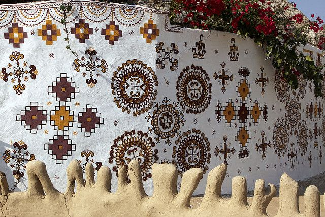 CORALS & NUTS - THE JOURNAL: RABARI ART Rabari tribe, India. The Rabaris are a group of nomads that live in the deserts of Gujarat and Rajasthan, India.