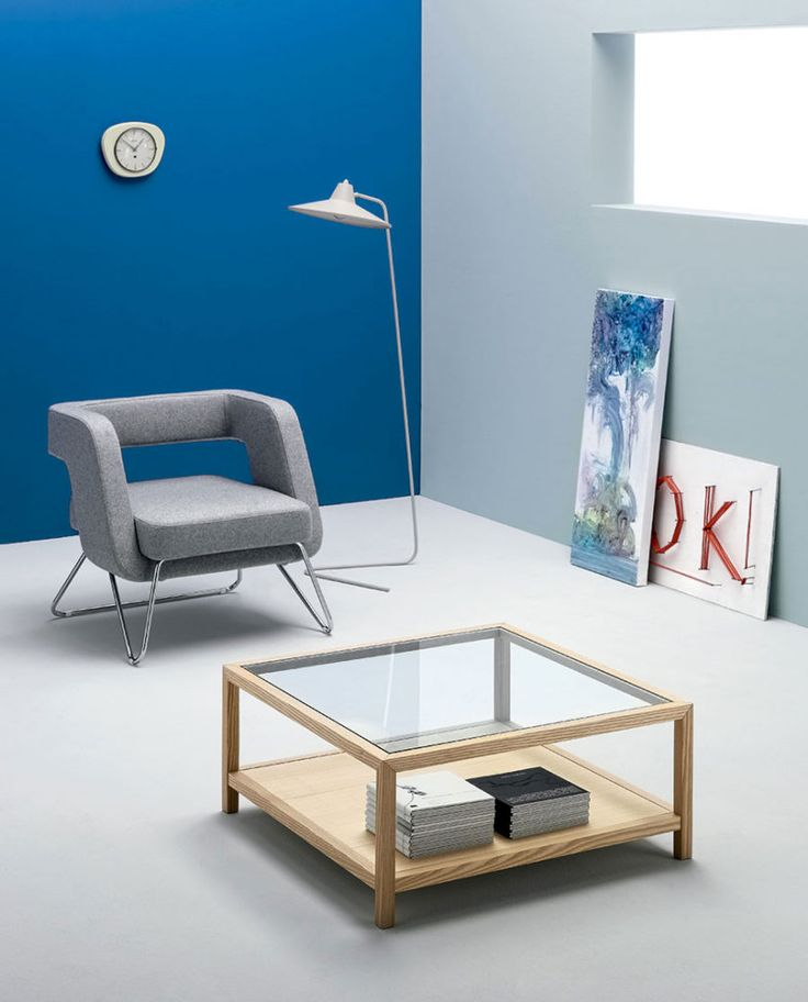 Oltre 25 fantastiche idee su pareti grigio blu su - Salotto con divano blu ...