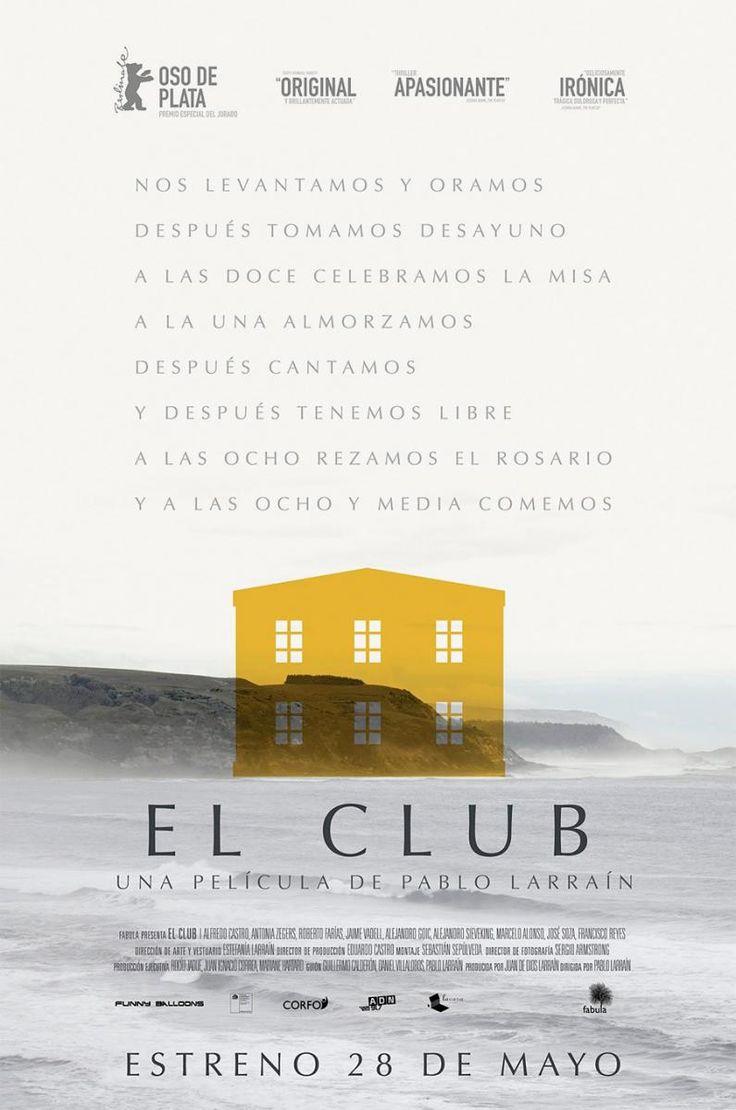 20160116 El Club (2015) - FilmAffinity