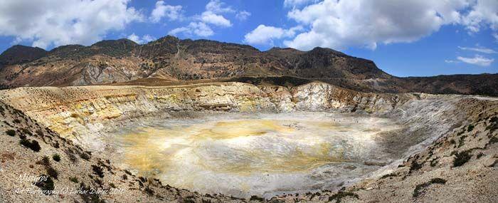Ηφαίστεια στην Ελλάδα (Νίσυρος)