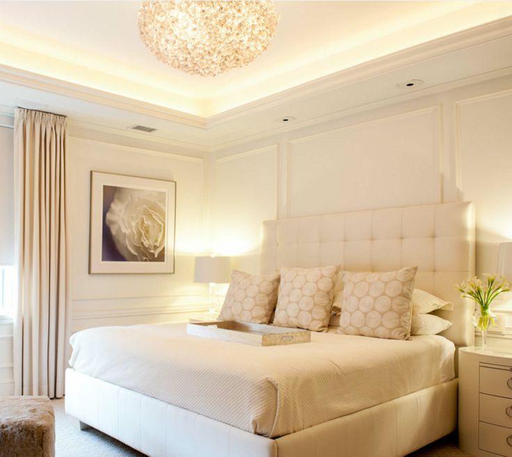 Retomb e de plafond chambre plafond pinterest - Bed plafond ...