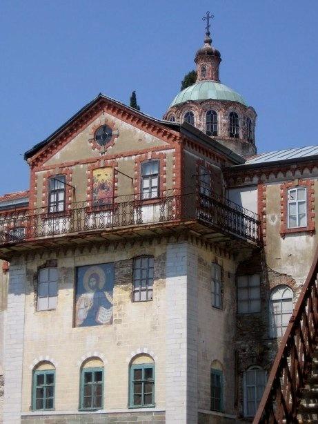 Saint Andreas Monastery (Agion Oros) - Mount Athos, Greece