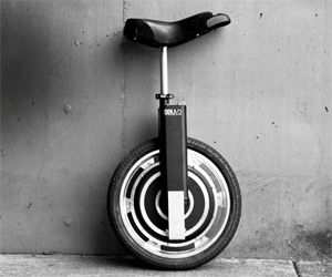 Self-Balancing Unicycle | DudeIWantThat.com