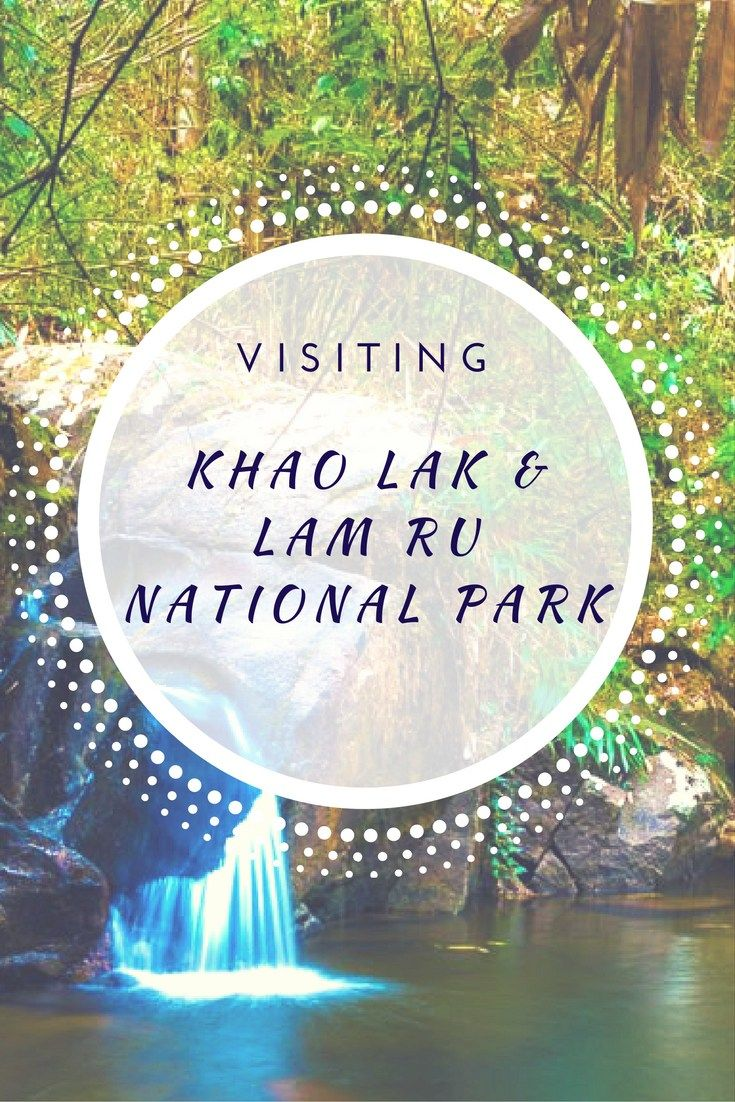 14 Best Khao Lak Images On Pinterest Destinations Places To Electronic Filters Eg1003 An Extensive Guide And Lam Ru National Park