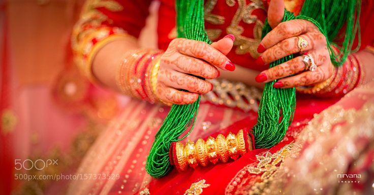 Nepali Bride by kirtantamrakar1. @go4fotos