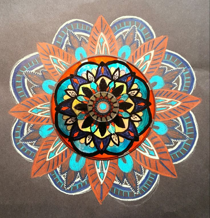 Radial Design Art : Best radial balance mandala images on pinterest