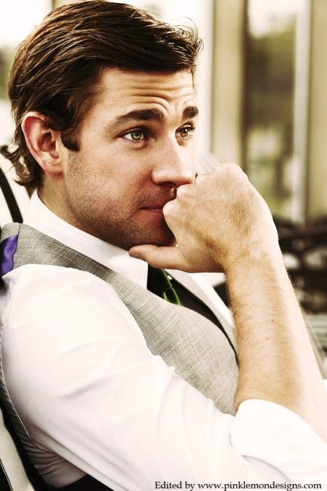 John Krasinski: John Krasinski, Johnkrasinski, Crushes, Beautiful, This Men, The Offices, Jim Halpert, Guys, People