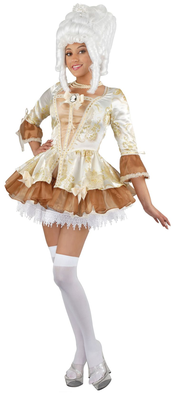 Sexy Marie Antoinette Costume  Costumes  Make Up  Marie -8609