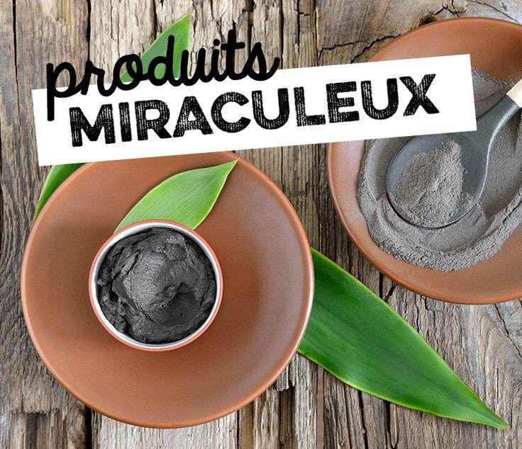 4 produits naturels miraculeux