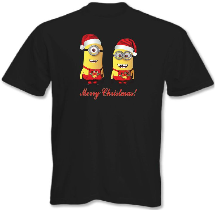 Mens Minion Shirt