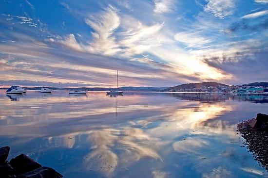 Lake Macquarie NSW Australia. I'm lucky enough to live here!
