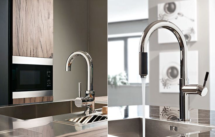 The Perfect Pair Graff Perfeque Matching Kitchen And Bar Faucets For Pinterest Faucet Kitchens