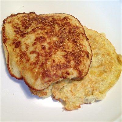 2 Ingredient Pancakes | Recipes | Beyond Diet