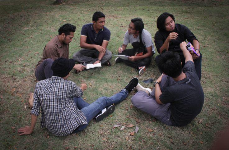 Discussion gaya Oxford