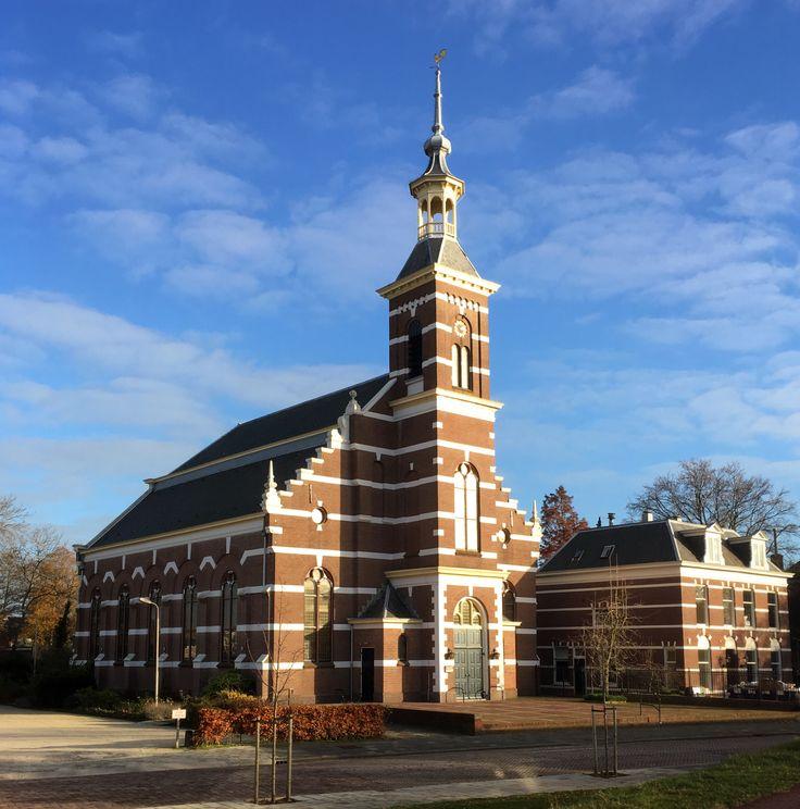 Hoofdstraatkerk te Leiderdorp