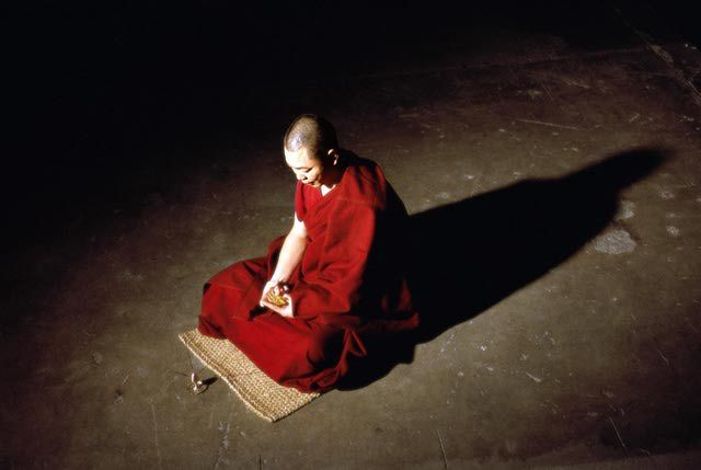 emptiness and theravada gelugpa and zen Major characteristics of mahayana buddhism 1 $ heart s tra: chanted every day in chan / zen monasteries includes the line form is emptiness, emptiness is form emptiness unyat / k.