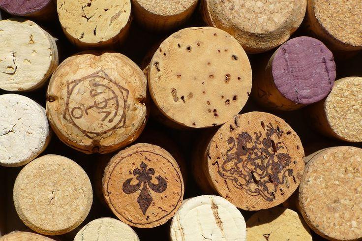 Почему не стоит выбрасывать винные пробки #лайфхаки #дизайн #вино #используй #пробки