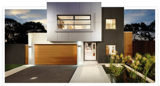 Aria, Modern House Plans, New Home Designs - Metricon Homes - Melbourne