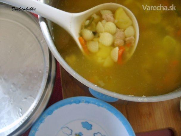 Domáca francúzska polievočka - Recept