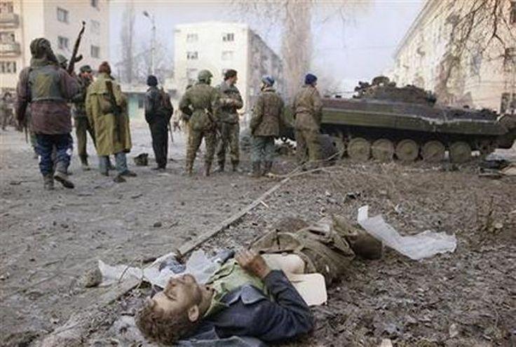 Getötete Tschetschenen 1994