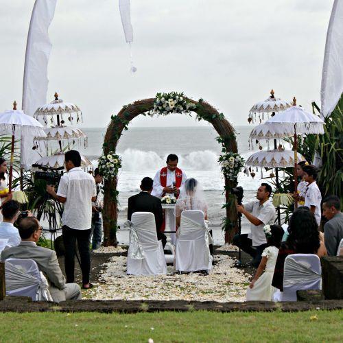 Foto gedung pernikahan oleh WakaGangga Resorts