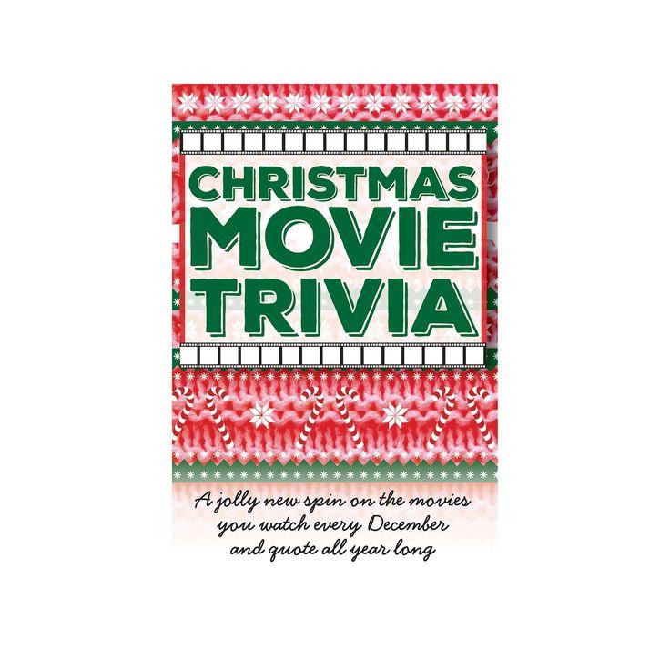 Publications International, Ltd. Christmas Movie Trivia, Multicolor