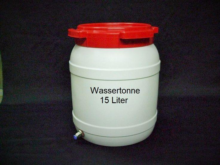 Wassertank - Diese Wassertonne aus lebensmittelechtem Kunststoff ist die ideale Ergänzung zu unseren Beregnungsanlagen. Mit einem Eingriff von 200mm läßt sich die Tonne leicht reinigen. Der dicht schließende Deckel verhindert das Eindringen von Staub und Fliegen. Zum Lieferumfang... - http://mantidendealer.de/produkt/wassertank/