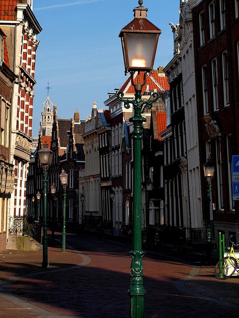 Hoorn, Netherlands - super cute town.