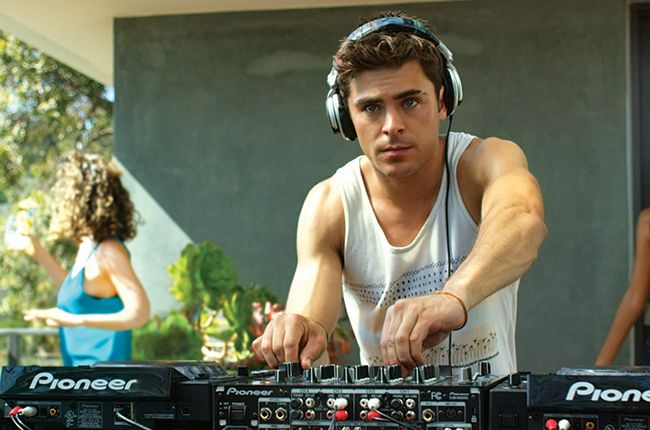 Zac Efron DJ Movie 'We Are Your Friends' Debuts to Historic Box Office Low - BILLBOARD #ZacEfron, #DJ, #Movie, #Entertainment