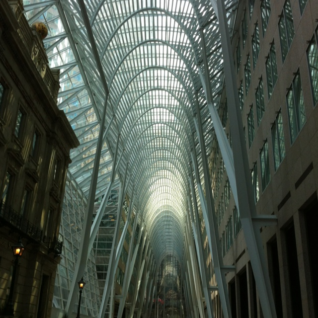 Brookfield place, the home to the hockey hall of fame.
