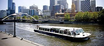 Melbourne Highlights 2 Hour Sightseeing Cruise