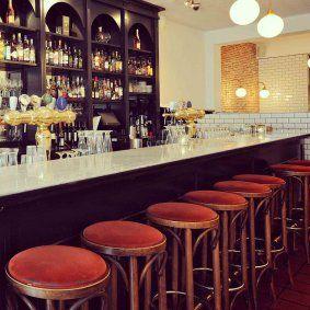 De bar van Colette, klein Parijs in Haarlem