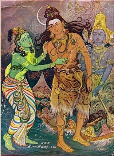 Goddess Parvati & Lord Shiva