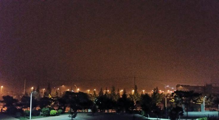 Lichtverschmutzung / Graceos Blog