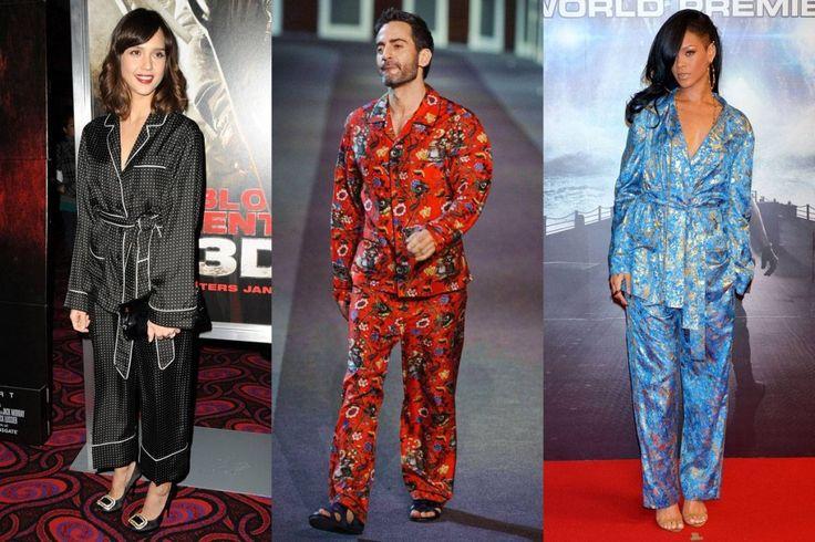 Hálószoba trend, avagy te miben alszol? #fashionfave #nightwear #pijama #outfit