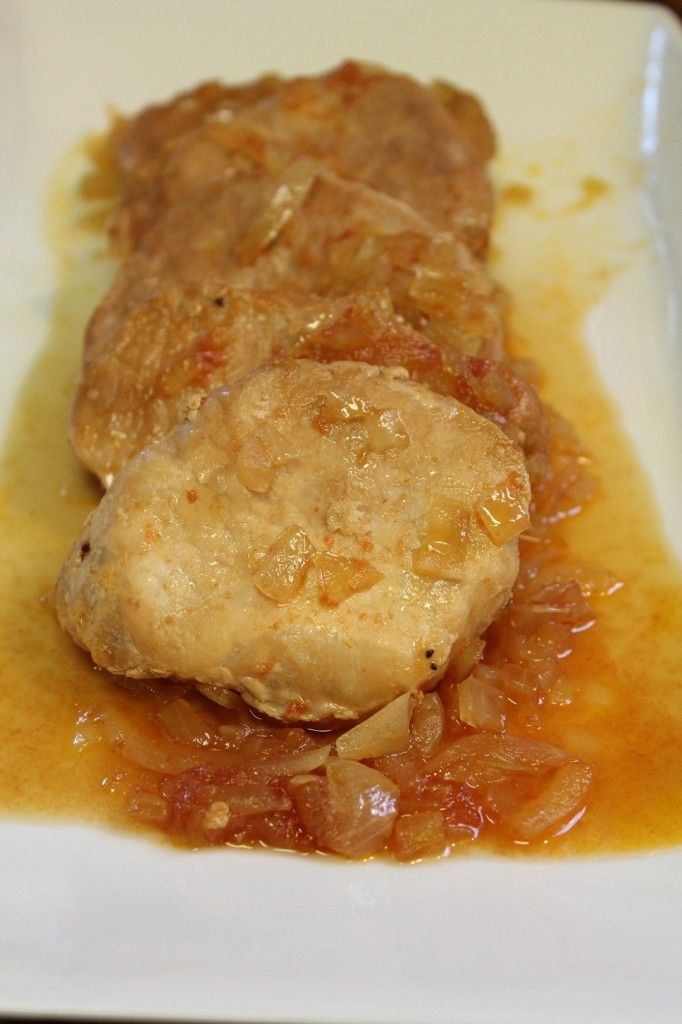 Crock Pot Bourbon Maple Pork Chops: Pork Loins Chops, Cooker Recipe ...