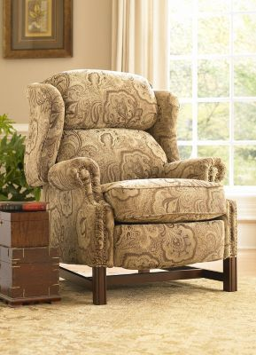 Chairs, Ashland Recliner, Chairs | Havertys Furniture  #HavertysRefresh for master bedroom