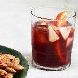 Stone-Fruit Sangria Recipe - Bon Appétit