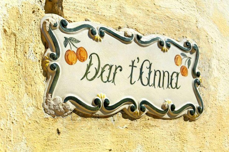 #Victoria #Gozo #Malta #house #Anna