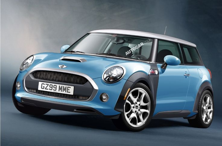 Considering the 2014 Mini Cooper for a new second car. The back seat of my Infinity almost never used and this does look fun to drive for local trips.