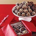 Hazelnut Truffles Recipe | MyRecipes.com